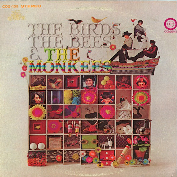 The Monkees The Birds The Bees And The Monkees