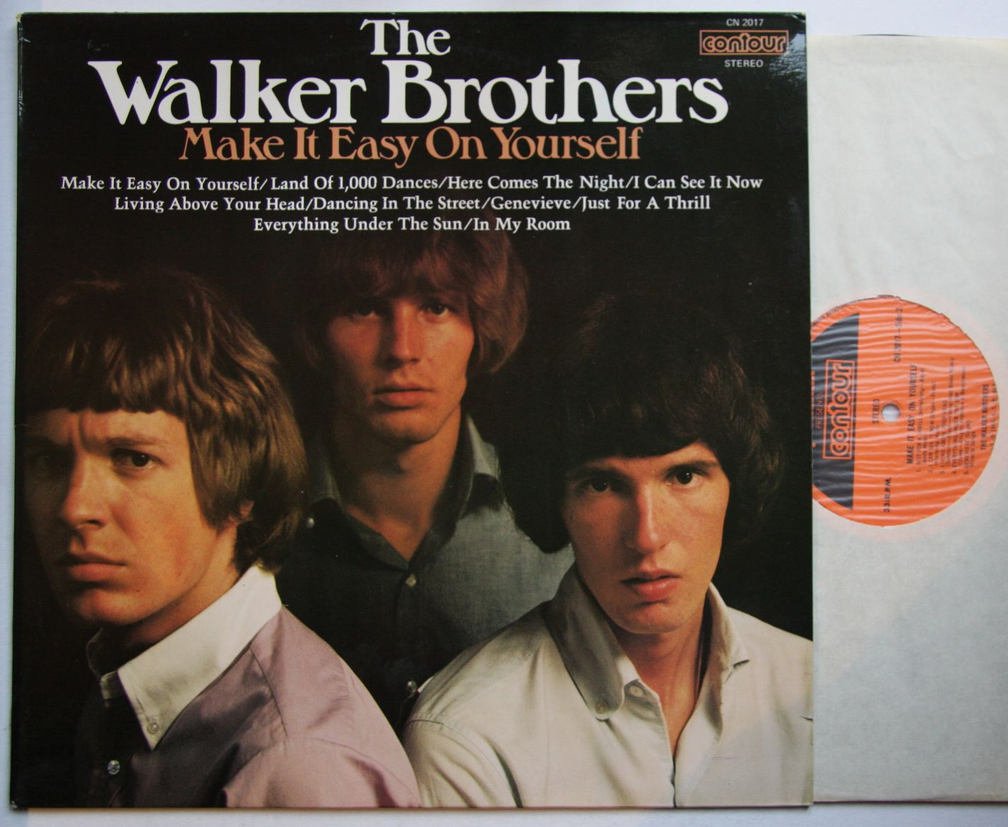 The Walker Brothers Take It Easy